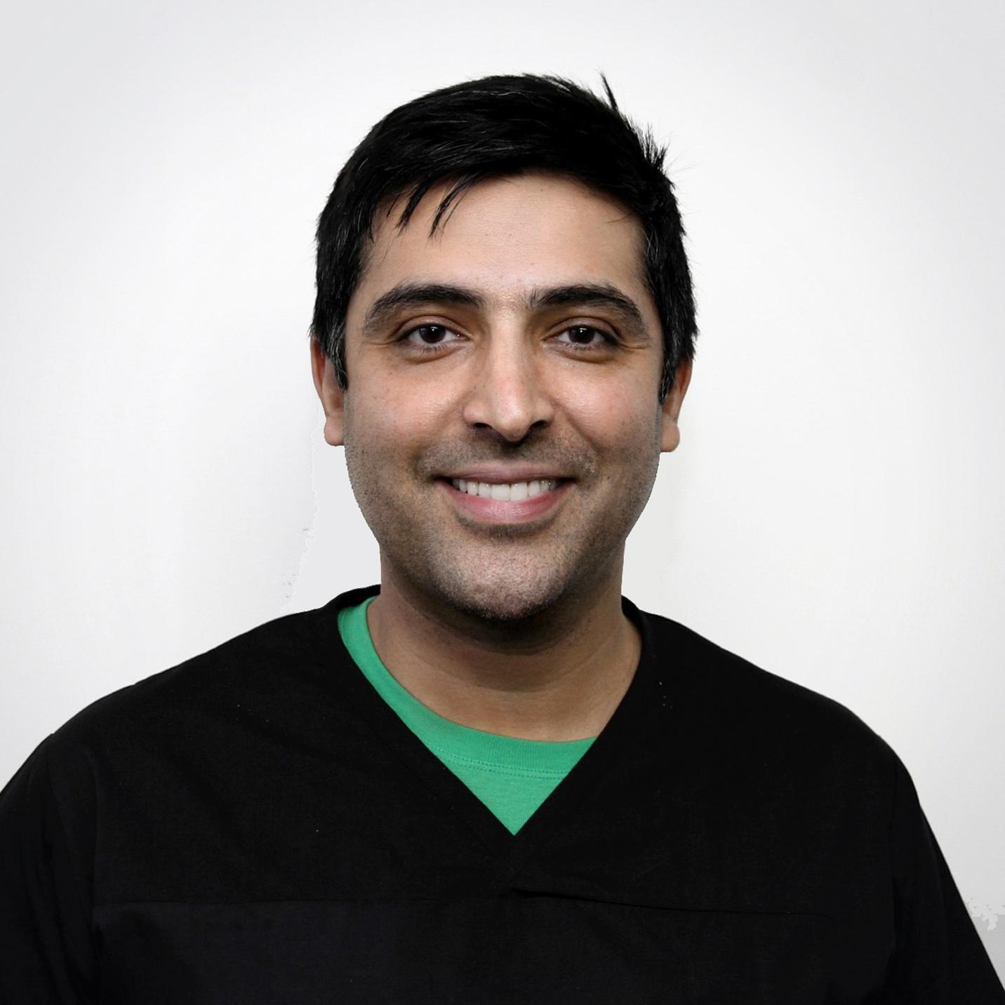 Dr Nick Bohra - B.D.S.